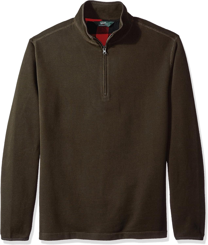 Woolrich Mens Boysen Half Zip Sweatshirt Ii Sweatshirt
