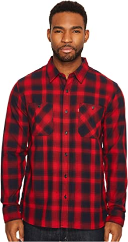Levi's® - Lusk Dobby Twill Long Sleeve Shirt