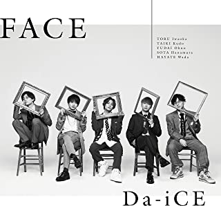 FACE(初回限定盤B)(DVD付)