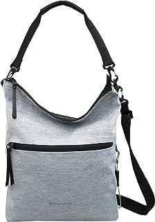 حقيبة كروسبودي شيرباني فالي، مضادة للسرقة، حقيبة حمل للسفر، محفظة وحقيبة يد، محفظة كروسبودي للنساء، حماية RFID