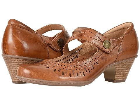 Earth Virtue Ankle Strap Shoe (Women's) 4w8HVF