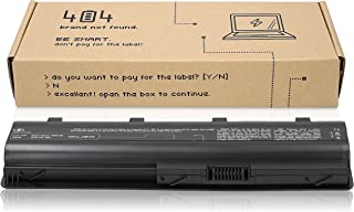 Wessper Batería del Ordenador portátil para HP Pavilion dv7-4040ss (10.8V, 4400 mAh)