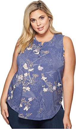 Aventura Clothing - Plus Size Yardley Tank Top