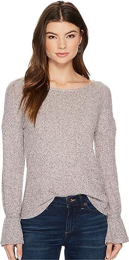 Lucky Brand - Rib Sweatshirt