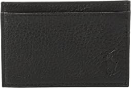 Polo Ralph Lauren - Pebble Leather Slim Card Case