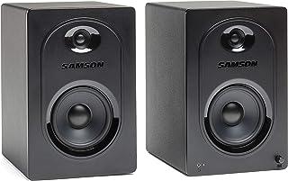 Samson M50 Pareja De Monitores De Estudio Activos