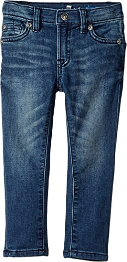 7 For All Mankind Kids - Denim Jeans in Alpha (Toddler)