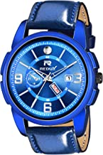 Redux Blue Dial Day and Date Functioning Men's Watch RWS0285S