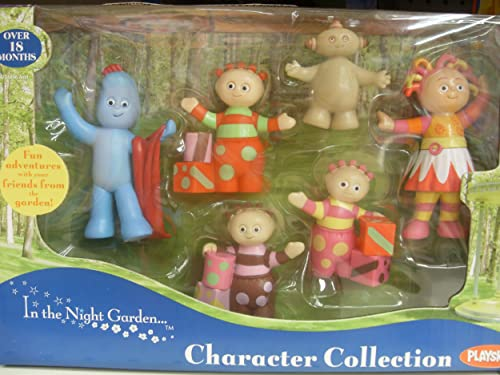 In the night garden character collection, figure set by Playskool