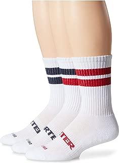 Best mens striped crew socks Reviews
