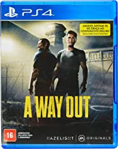 A Way Out - PS4 - REGION FREE | Portuguese Cover