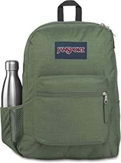 JanSport Cross Town Remix Muted Green Heathered 600d One Size