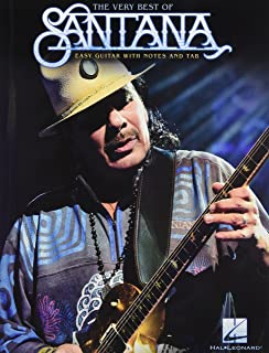 The Very Best of Santana (Easy Guitar With Notes and Tab)
