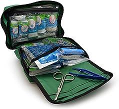 90 Piece Premium Kit Includes Eyewash, 2 x Cold (Ice) Packs