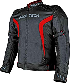 Jaqueta Race Tech Rider Vermelho S
