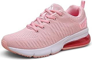 Mishansha Womens Cushion Sport Shoes