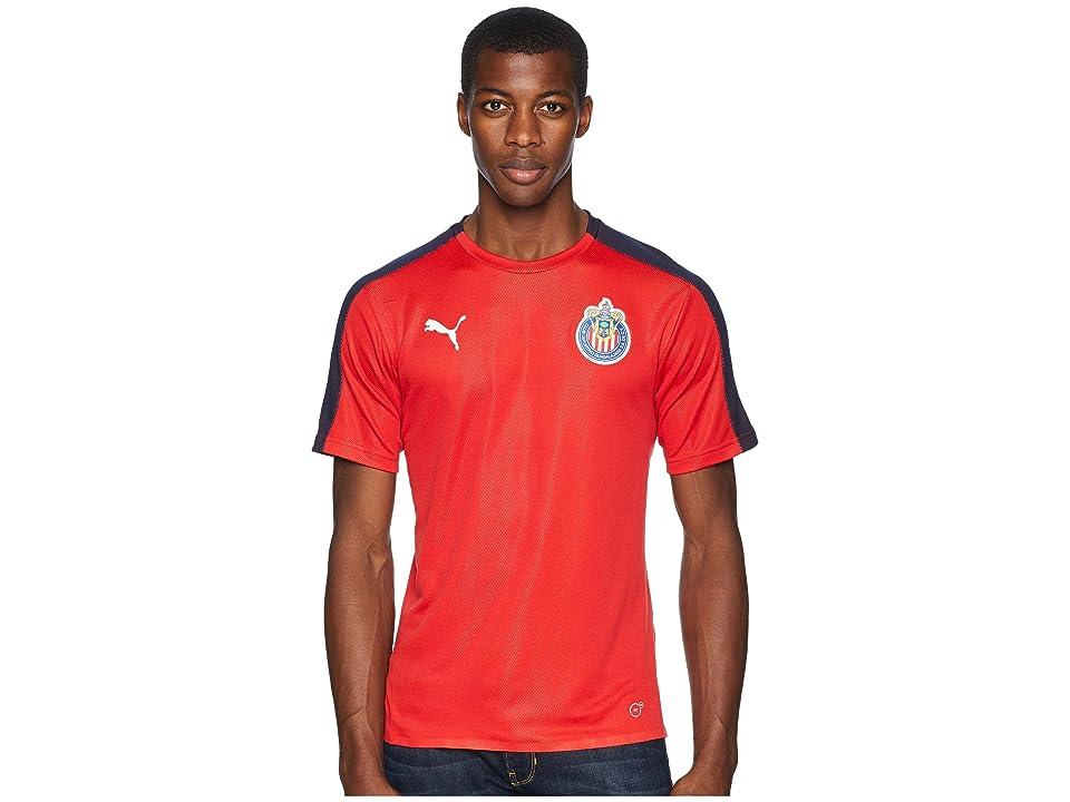 PUMA Chivas Stadium Jersey (Puma Red) Men