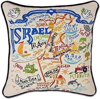 Catstudio Embroidered Pillow Catstudio Israel - Almohada