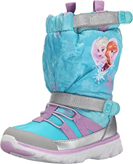Stride Rite Kids' Frozen Made2play Sneaker Boot-K