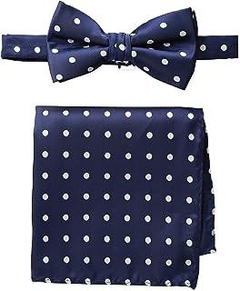 مجموعة ربطة عنق منقطة للرجال من ستايسي آدمز