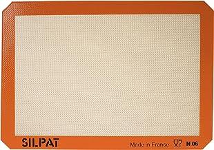 "Silpat AE365240-02 Premium Non-Stick Silicone Baking Mat 9-7/16"" x 14-3/8"""