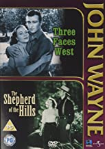 Three Faces West & Shepherd of the Hills John Wayne