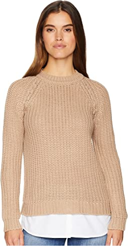 Consider It Done Pullover Sweater
