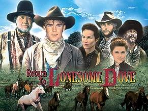 Return to Lonesome Dove Season 1