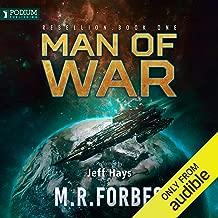 Man of War: Rebellion, Book 1