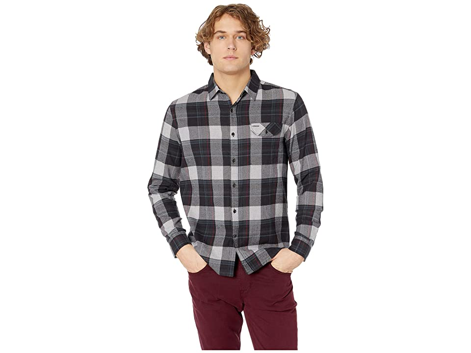 VISSLA Central Coast Shirt (Black) Men