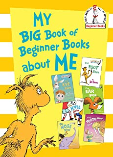 My Big Book of Beginner Books about Me (I Can Read It All by Myself Beginner Books)