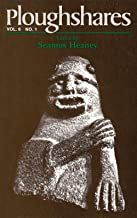 Ploughshares Spring 1980 Guest-Edited by Seamus Heaney