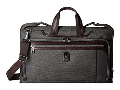 Travelpro Platinum(r) Elite Trifold Carry-On Garment Bag (Vintage Grey) Luggage