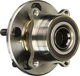 WJB WA513267 - Front Wheel Hub Bearing Assembly - Cross Reference: Timken HA590228 / Moog 513267 / SKF BR930720