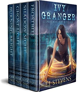 Best ivy granger psychic detective box set Reviews