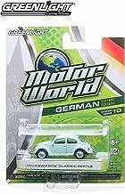 Motor World - Volkswagen classic beetle Series 10 German Edition 1:64 Scale Die-Cast Vehicle #96100