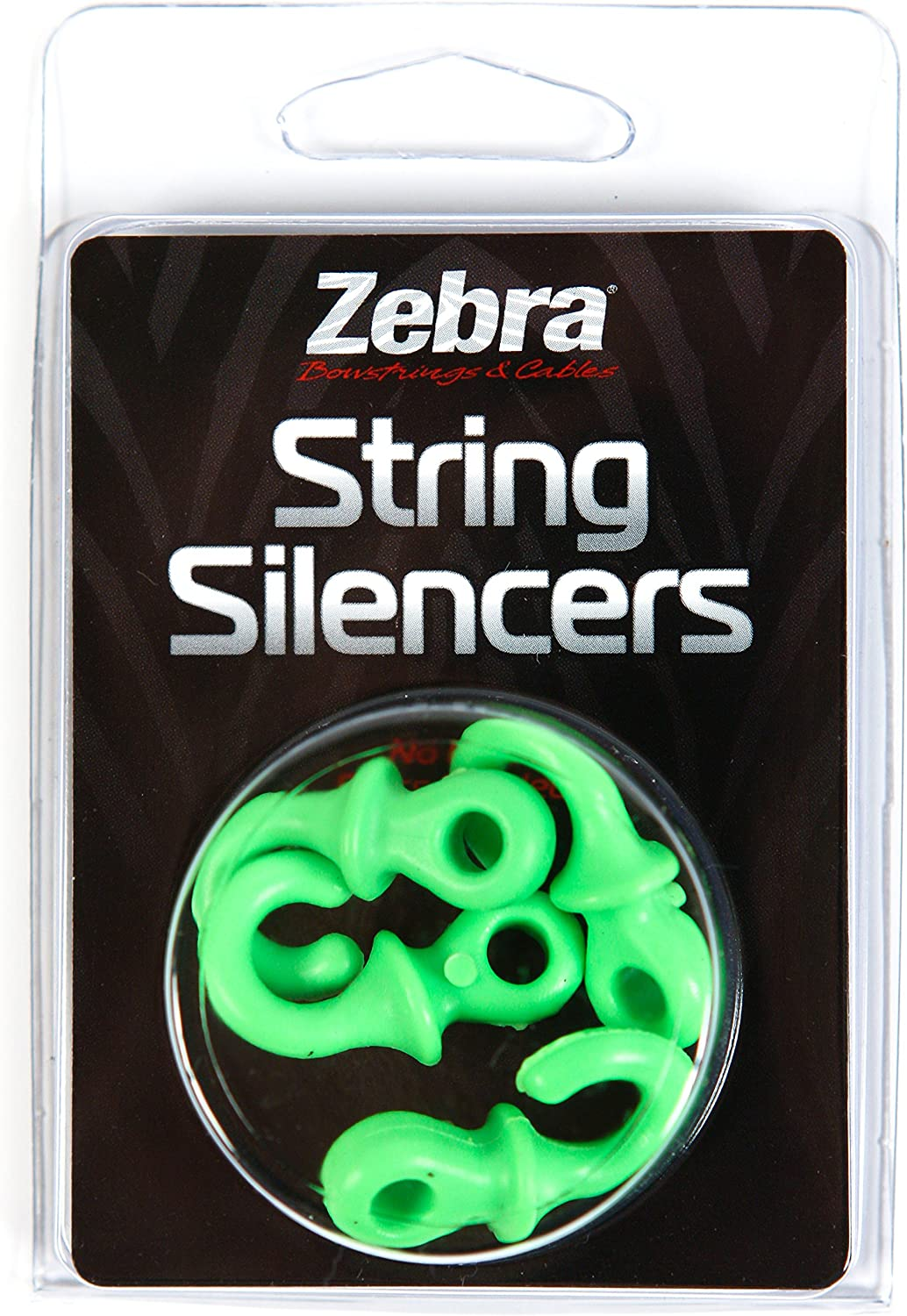 ZEBRA All items free shipping String Silencers Kansas City Mall Pack