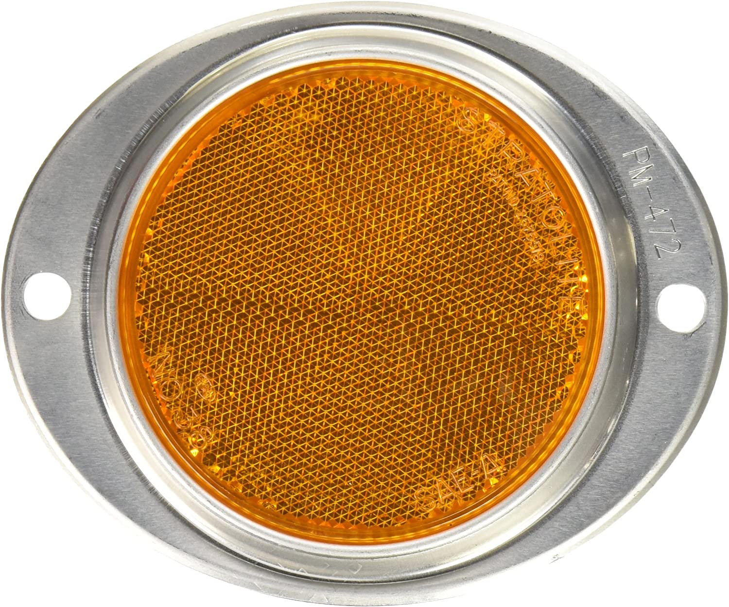 Peterson Manufacturing V472A Amber Reflector 3