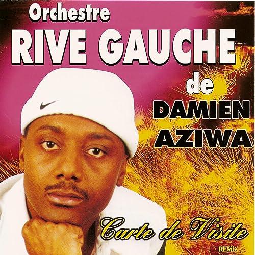 Carte De Visite By Damien Aziwa Orchestre Rive Gauche On Amazon