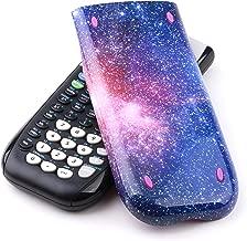 Guerrilla Hard Slide Case-Cover for TI-84 Plus, TI 84-Plus C Silver Edition, TI-89 Titanium Graphing Calculator, Starbursts