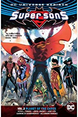 Super Sons (2017-2018) Vol. 2: Planet of the Capes Kindle Edition