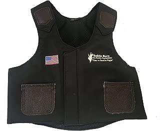 Saddel Barn Cordura Junior Protective Vest