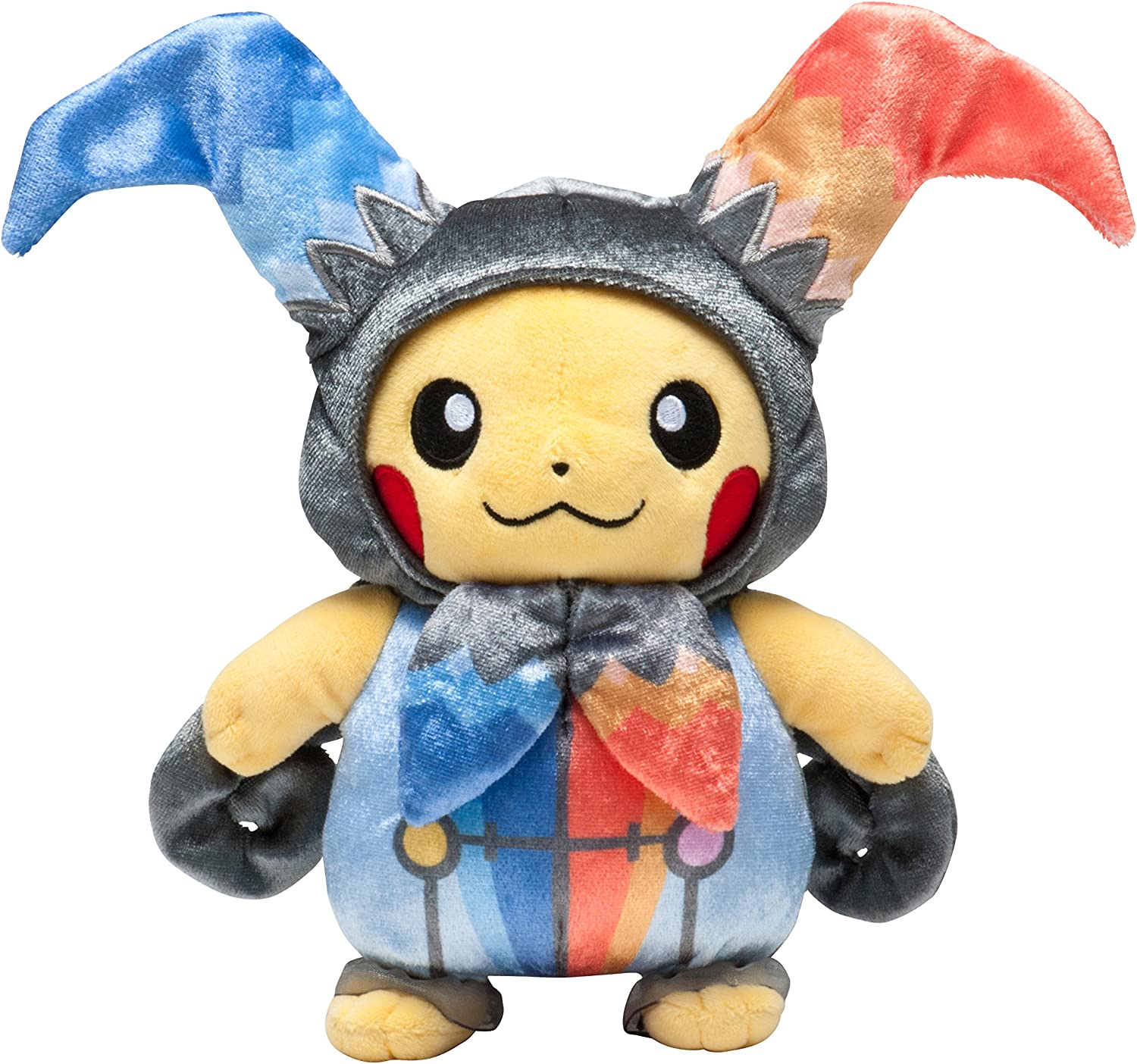 Pokémon Center Original Stuffed HalFaibleeen Circus Pikachu