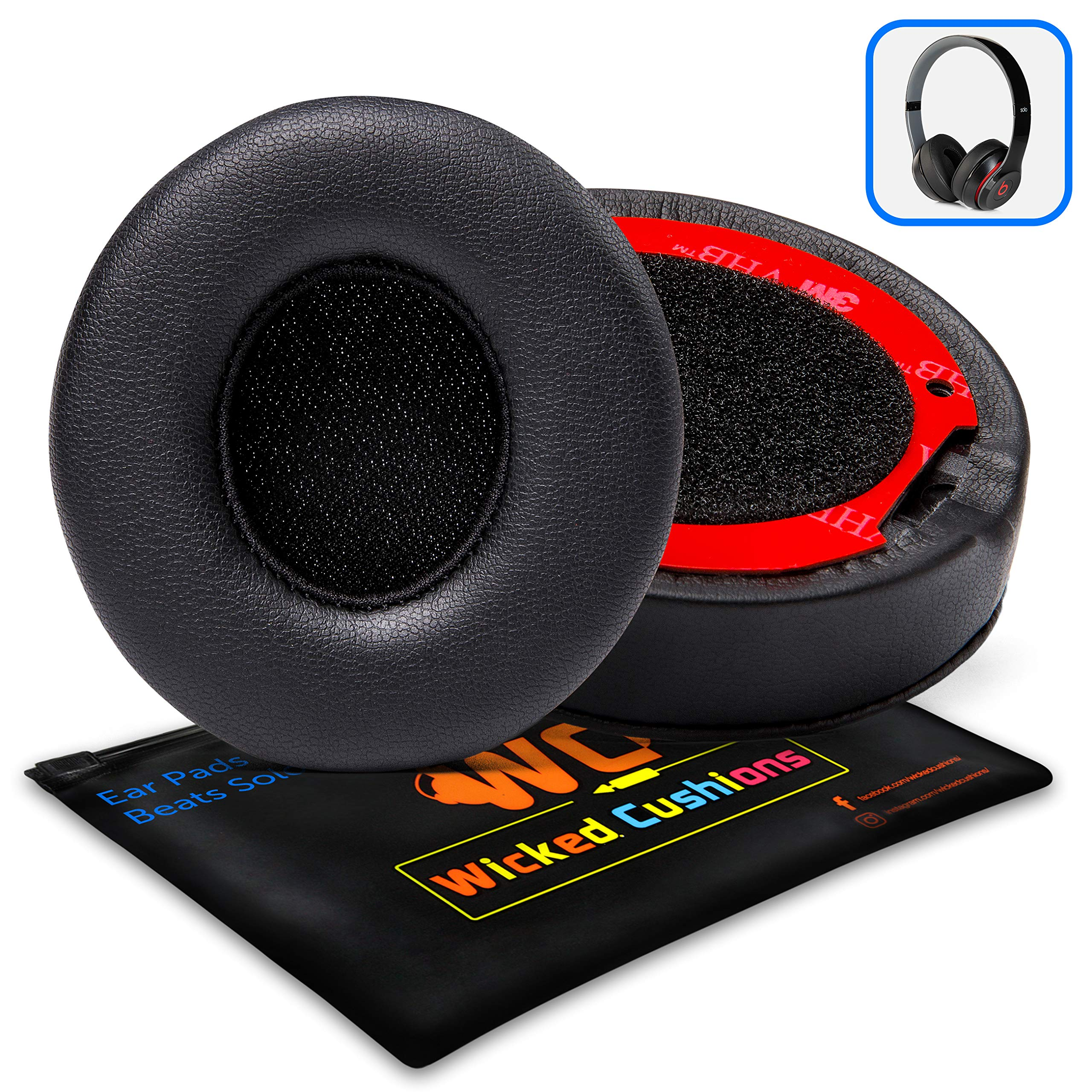 Wicked Cushions Beats Earpad Replacement