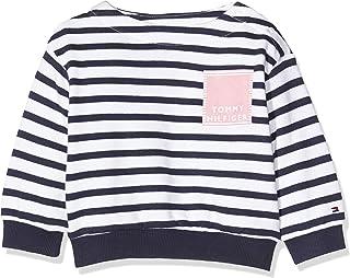 Tommy Hilfiger Nautical Stripe Sweatshirt Sudadera para Niñas