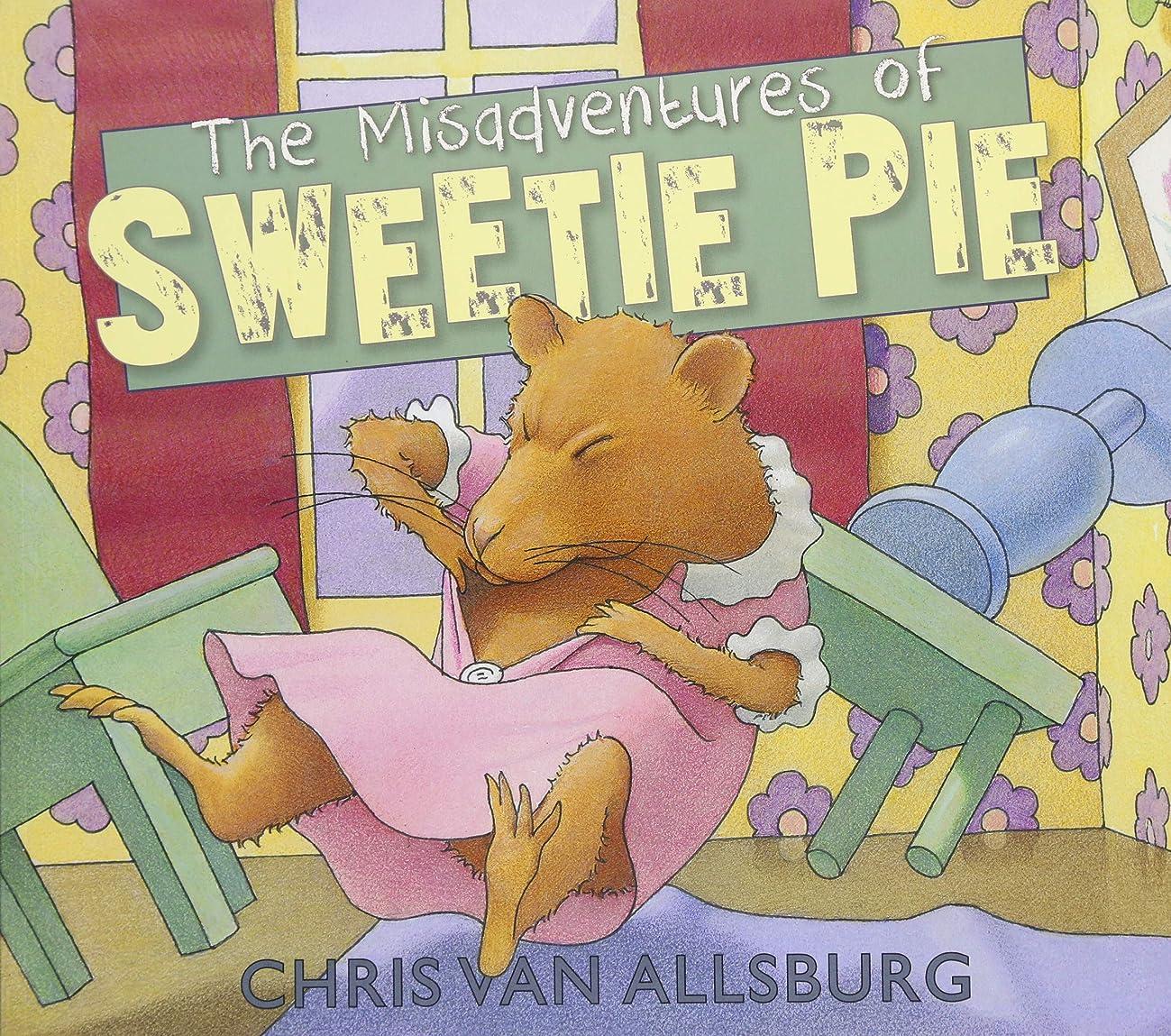 手荷物誇張他の場所The Misadventures of Sweetie Pie