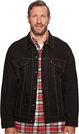 Levi's® Big & Tall Big & Tall Trucker Jacket