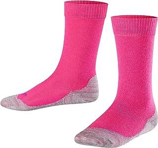 FALKE Socken Sunny Days Baumwolle Kinder schwarz blau viele weitere Farben verstärkte Kindersocken ohne Muster atmungsaktiv dünn gegen Schweiß für aktive Kinder 1 Paar