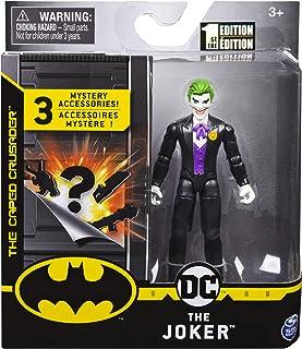 DC Batman 2020 The Joker (Black Tuxedo) 4-inch Action Figure by Spin Master