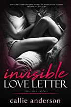Invisible Love Letter (Fatal Series Book 1)